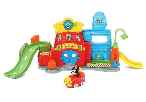 Vtech Go! Go! Smart Wheels Mickey Silly Slides Fire Station