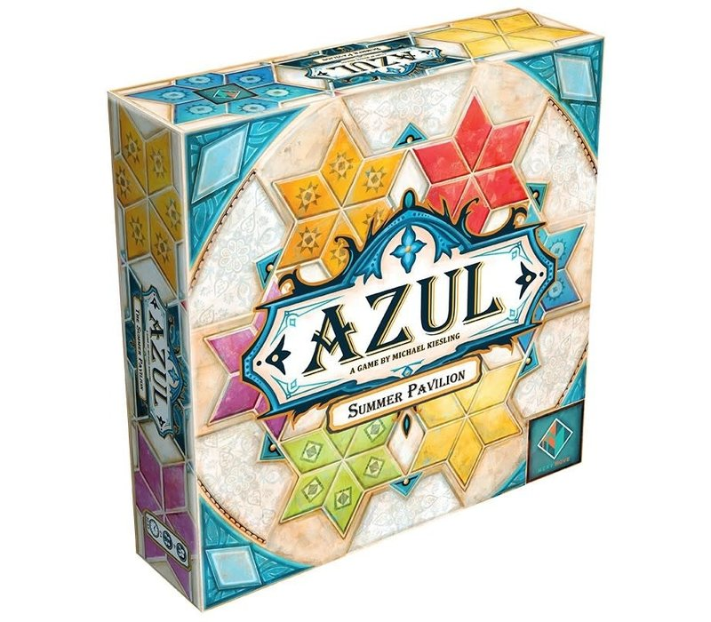 AZUL: SUMMER PAVILION (ML)