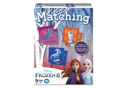 Ravensburger Frozen 2 Matching Jeu de mémoire la reine des neiges 2