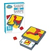 ThinkFun Shape by shape version anglaise