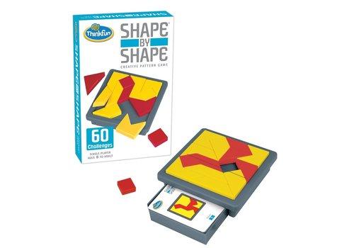 ThinkFun Shape by shape version anglaise