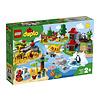 Lego Duplo Les animaux du monde