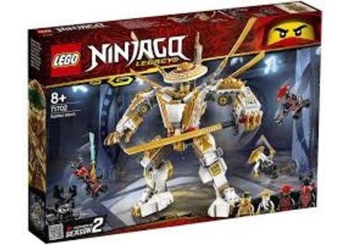 Lego Ninjago- Le robot d'or