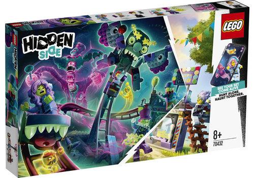 Lego Hidden Side-La fête foraine hantée