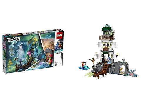 Lego Hidden Side-Le phare des ténèbres