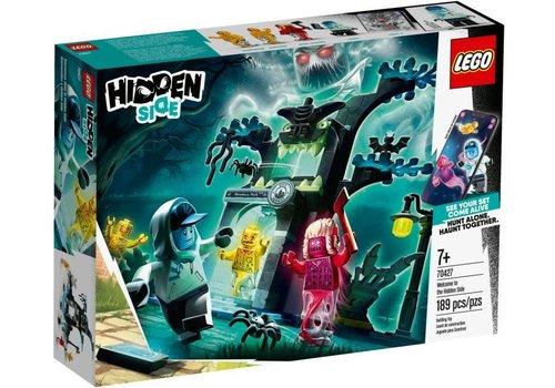 Lego Hidden Side- Le monde hanté d'Hidden Side