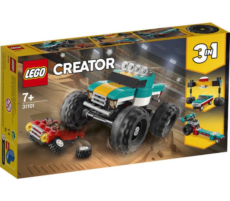 Creator- Le monster truck
