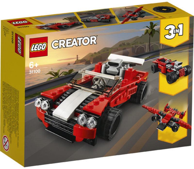 Creator- La voiture de sport