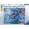 Ravensburger Mystical Dragons - 500