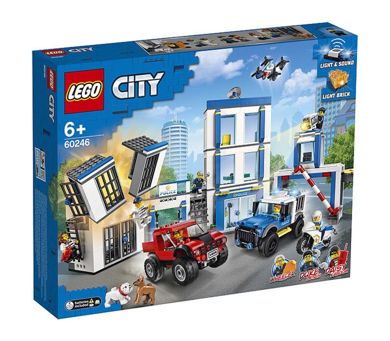 City- Le commissariat de police