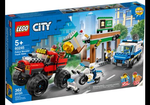 Lego City-Le cambriolage de la banque