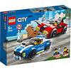 Lego City- La course poursuite sur l'autoroute