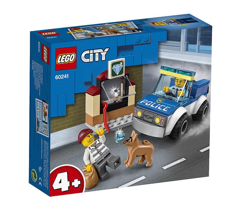 City- L'unité cynophile de police