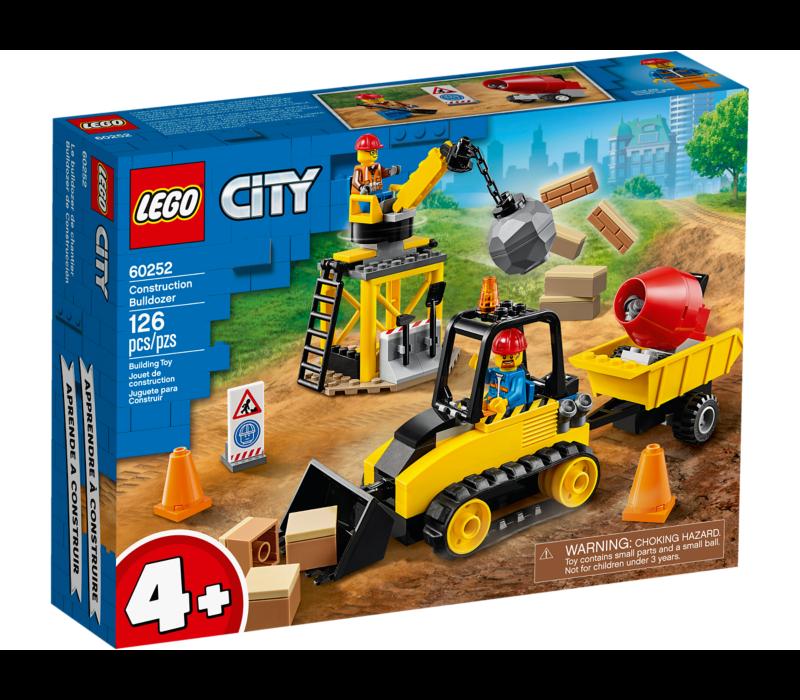 City- Le chantier de démolition