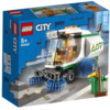 Lego City-La balayeuse de voirie