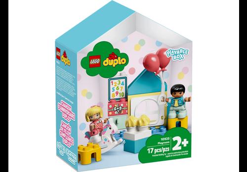 Lego Duplo-La salle de jeux