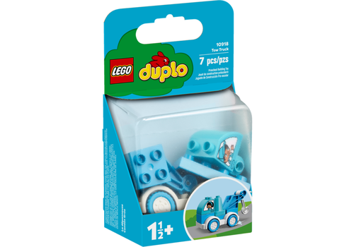 Lego Duplo- La dépanneuse