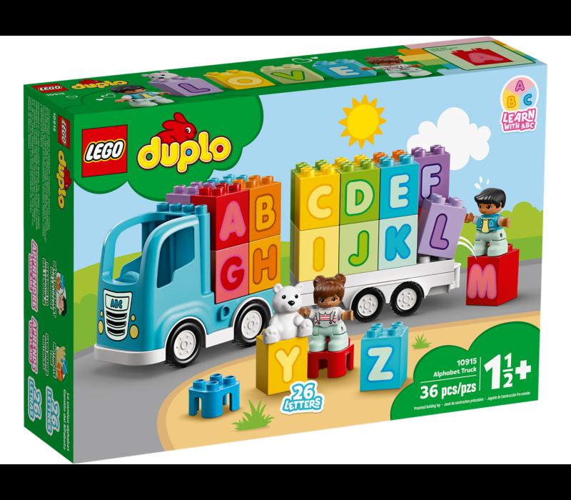 Duplo- Le camion des lettres