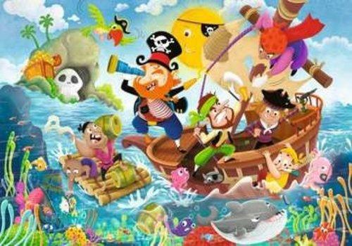 Ravensburger Land Ahoy! - Floor Puzzle