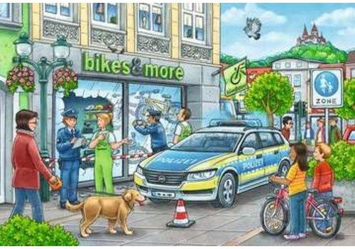 Ravensburger Police at Work - 2 x 24