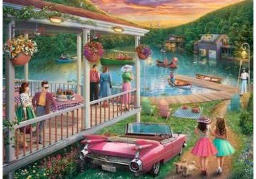 Ravensburger Summer at the Lake - 300