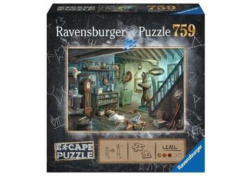 Ravensburger Forbidden Basement - 759 morceaux
