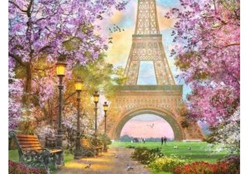 Ravensburger A Paris stroll - 1000 morceaux