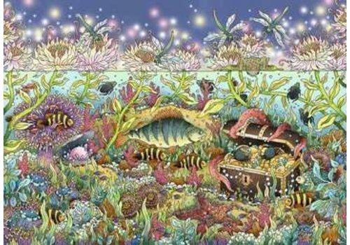 Ravensburger Underwater Kingdom - 1000 morceaux