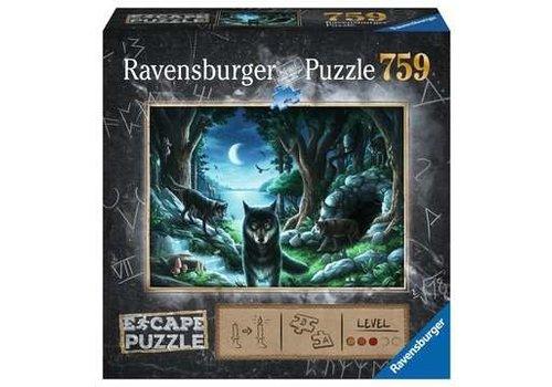 Ravensburger The curse of the wolves - 759 morceaux