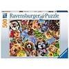 Ravensburger Funny Animal Selfie - 500