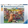 Ravensburger Cute Dogs - 500