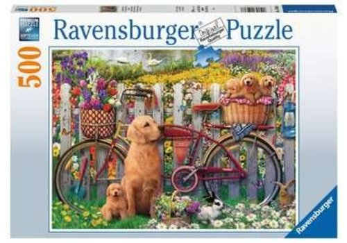 Ravensburger Cute Dogs - 500