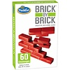ThinkFun Brick by brick version anglaise
