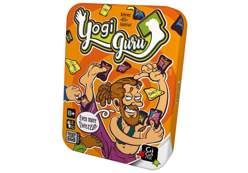 Gigamic Yogi Guru