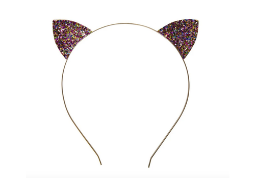 Great Pretenders Glitter Ears Headband