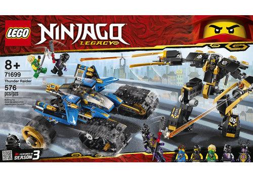 Lego Ninjago- Le tout terrain de combat