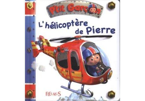 Hélicoptère de Pierre L'