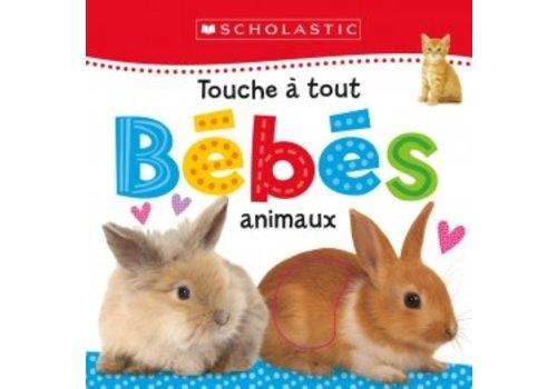 Touche a tout - bébés animaux