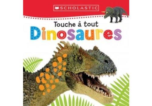 Touche-à-tout Dinosaures