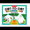 Melissa & Doug ABC 123 Dot-to-Dot─Wild Animals - Coloriage point à point, les animaux sauvages