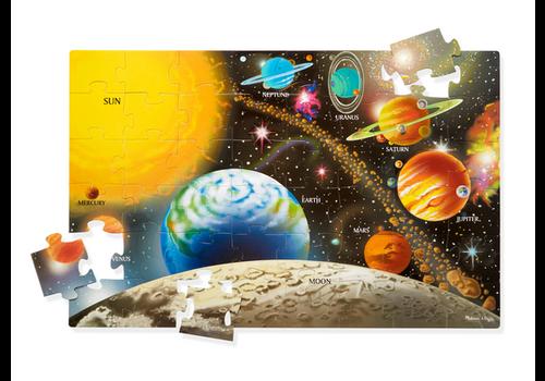 Melissa & Doug Solar System - Casse-tête système solaire 48 morceaux