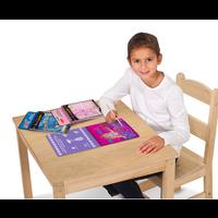 Copy of Fairy Tales Color-Reveal Pad - Carnet de cartes à gratter, contes de fées