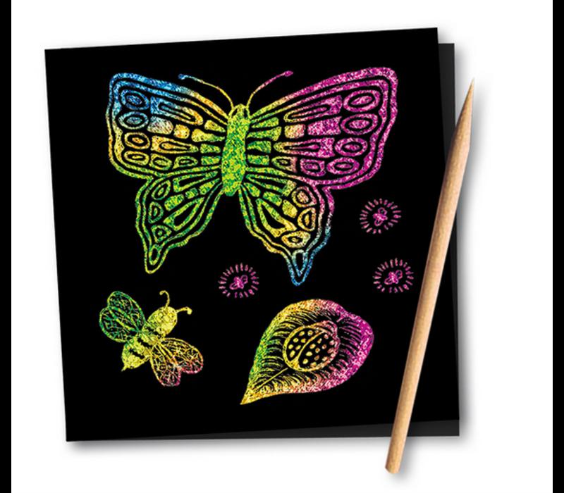 Doodle Pad - Carnet de cartes à gratter
