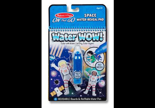 Melissa & Doug Water wow Space - Dessins révélations à l'eau, l'espace