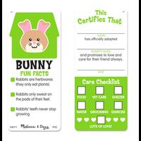 Cuddle Bunny - Lapin à câliner