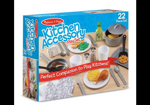 Melissa & Doug Kitchen Accessory Play Set - Accessoires de cuisine