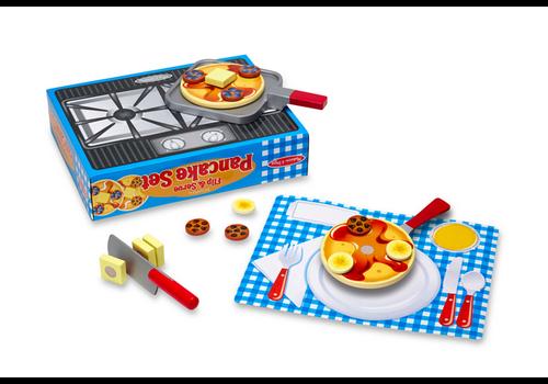 Melissa & Doug Flip & Serve Pancake Set - Ensemble pour cuisiner des crêpes