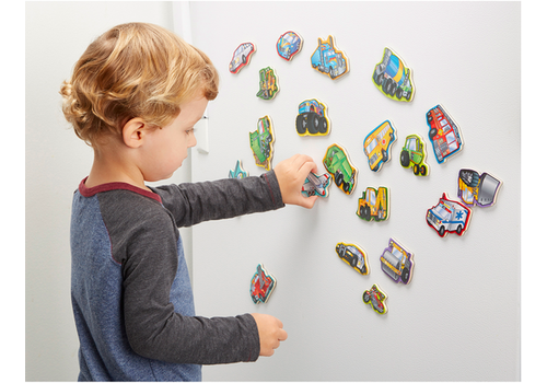 Melissa & Doug Vehicle Magnets - Aimants les véhicules