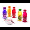 Melissa & Doug Copy of Tip & Sip Toy Juice Bottles - Ensemble de bouteilles pour poupée