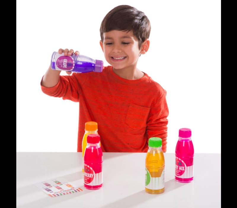 Copy of Tip & Sip Toy Juice Bottles - Ensemble de bouteilles pour poupée